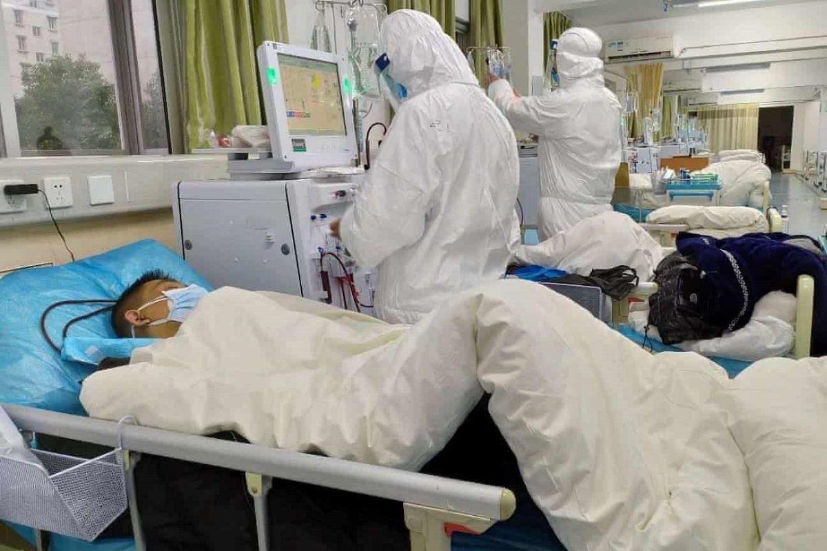 عکس گزارش خبری از قرنطینه تا درمان رایگان